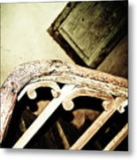 Stairs To .... Metal Print