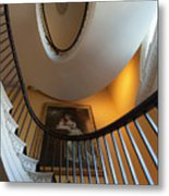 Stairs To The Top Metal Print