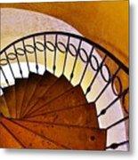 Stairway In Cabo Metal Print