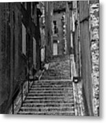 Stairway In France Metal Print