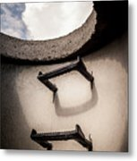 Stairway To Heaven - Inside Out Metal Print