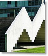 Stairway To Higher Learning Metal Print