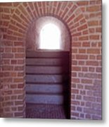 Stairway To The Sun Metal Print