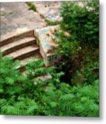 Stairway To Metal Print