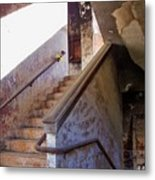 Stairway To Yesterday Metal Print