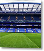 Stamford Bridge Metal Print