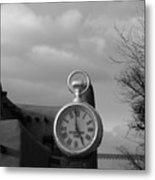 Standard Time  Metal Print