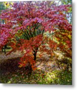 Standing Out From The Crowd Metal Print