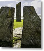 Standing Stones Of Stenness Metal Print