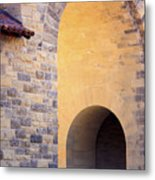 Stanford Arches Metal Print