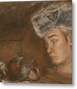Stanislav And 4 Metal Print