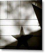 Star And Stripes Metal Print