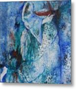 Star Dancer Metal Print