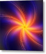 Star Daze Metal Print