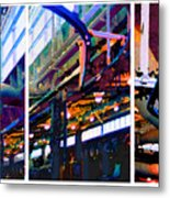 Star Factory Metal Print