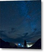 Star Gazing Metal Print