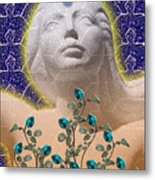 Star Goddess Metal Print