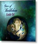 Star Of Bethlehem Metal Print