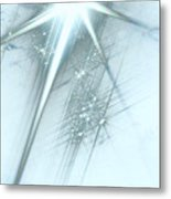 Star Of Wonder Metal Print