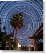 Star Party Metal Print