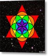 Star Seed Metal Print