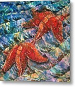 Starfish 1 Metal Print