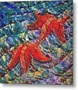 Starfish 2 Metal Print