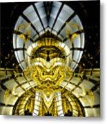 Stargate Electra Metal Print