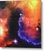 Stargazer - 01  Metal Print