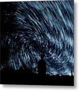 Starlights Metal Print