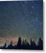 Stars At Night Metal Print