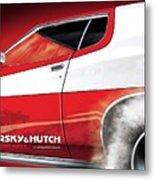 Starsky And Hutch Metal Print