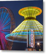 State Fair II Metal Print