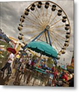 State Fair Of Oklahoma II Metal Print