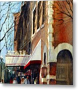 State Theater, Westerville, Ohio Metal Print
