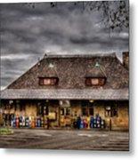 Station - Westfield Nj - The Train Station Metal Print