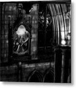 Stations Of The Cross Metal Print