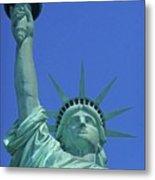Statue Of Liberty 14 Metal Print