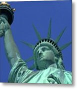 Statue Of Liberty 15 Metal Print