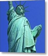 Statue Of Liberty 17 Metal Print
