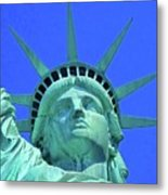 Statue Of Liberty 19 Metal Print