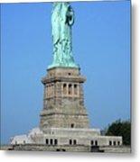 Statue Of Liberty 3 Metal Print