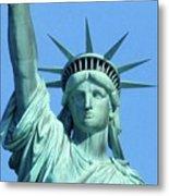 Statue Of Liberty 5 Metal Print