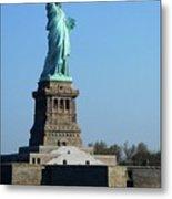 Statue Of Liberty 6 Metal Print