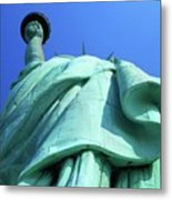 Statue Of Liberty 9 Metal Print