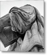 Statue Of Liberty, Arm, 2 Metal Print