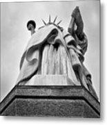 Statue Of Liberty, Tall Metal Print