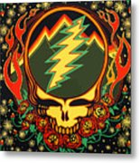 Steal Your Face Special Edition Metal Print