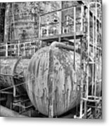 Steel Industry - Bethlehem Steel Metal Print