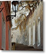 Steps To Saint Vitus Metal Print